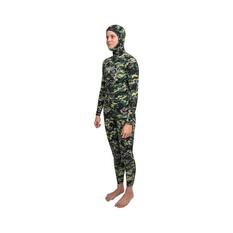 Adreno Invisi-Skin 2 Piece Wetsuit 3mm, Green, bcf_hi-res