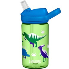 Camelbak Kids Eddy Plus Drink Bottle 400ml Hip Dinos, Hip Dinos, bcf_hi-res