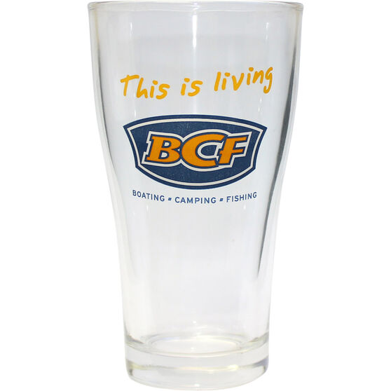 BCF BCF Beer Glasses 3 Pack, , bcf_hi-res