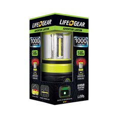 Life Gear Adventure Series 1000 Lumen Lantern, , bcf_hi-res