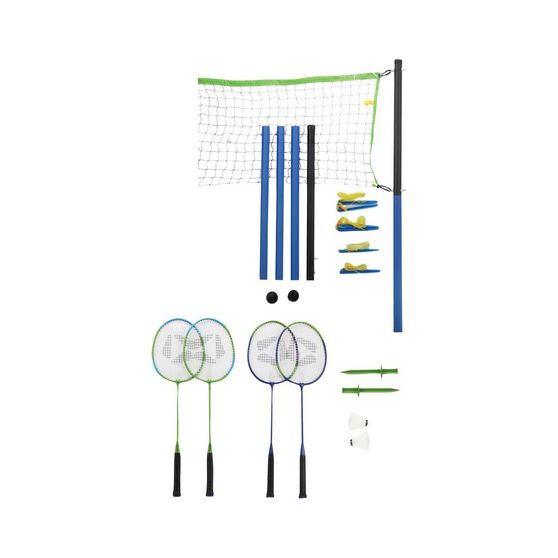 Verao 4 Player Badminton Set, , bcf_hi-res