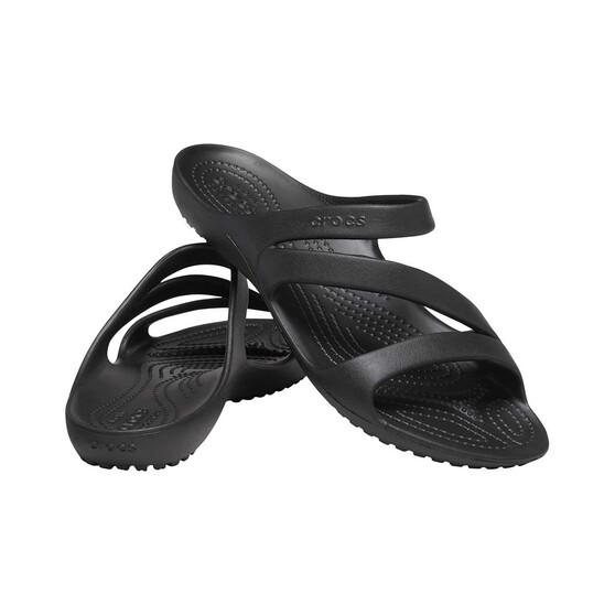 Crocs Kadee II Women's Sandals, Black, bcf_hi-res