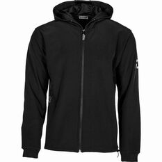 Men's Softshell Jacket Black S, Black, bcf_hi-res