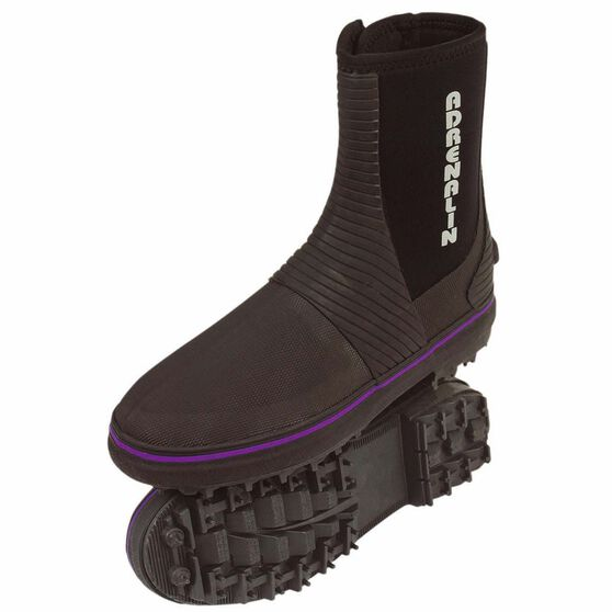 Land & Sea Men's Rock Spike Fishing Dive Boots Size 6, , bcf_hi-res