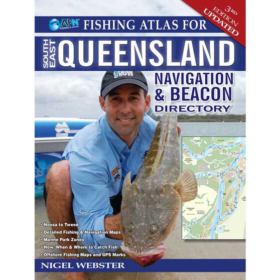 AFN Fishing Atlas for Queensland, , bcf_hi-res