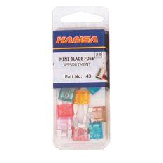Hansa Assorted Mini Blade Fuse Pack, , bcf_hi-res