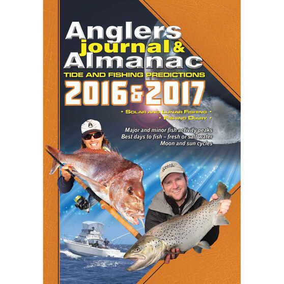 AFN Anglers Journal and Almanac Books, , bcf_hi-res
