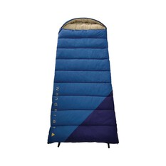 Wanderer Grand Nepean Cotton Hooded  +7.7C Sleeping Bag, , bcf_hi-res