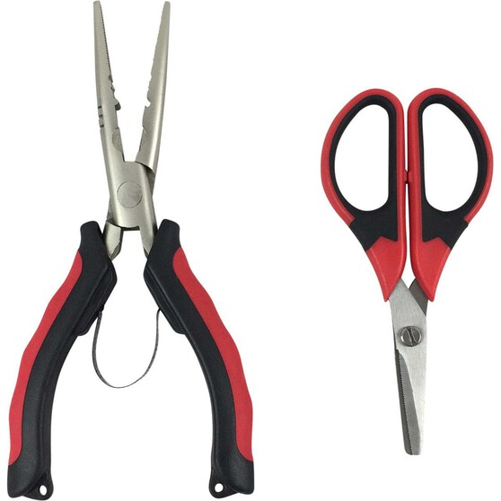 Fishing Pliers and Scissors Combo, , bcf_hi-res