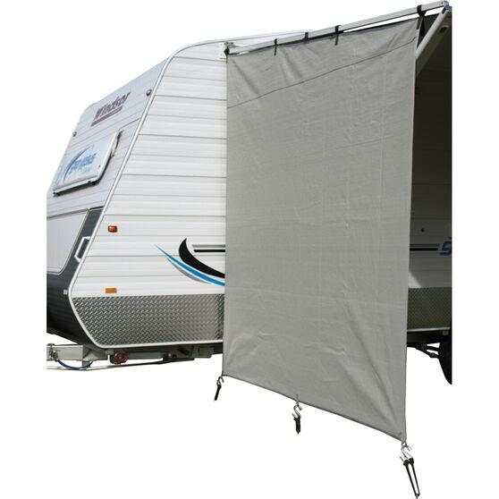 Camec Caravan Privacy Screen - Pop Top, , bcf_hi-res
