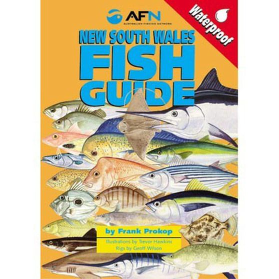 AFN Waterproof NSW Fish Guide, , bcf_hi-res