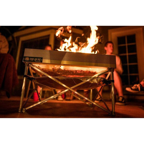 Fireside Replacement Fire Mesh for the Pop-Up Fire Pit, , bcf_hi-res