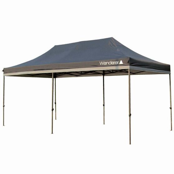 Wanderer Ultimate Heavy Duty Gazebo 6x3m, , bcf_hi-res