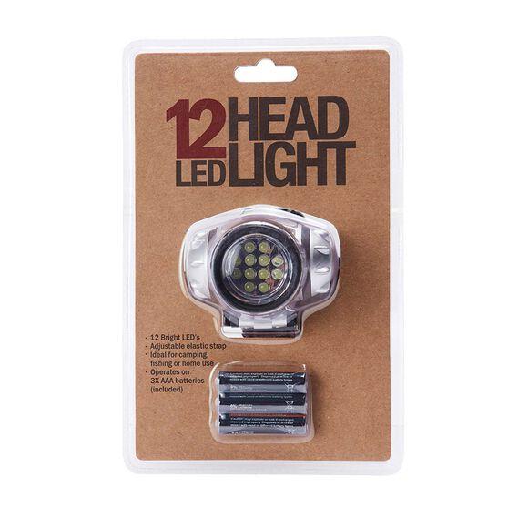12 LED Headlamp, , bcf_hi-res