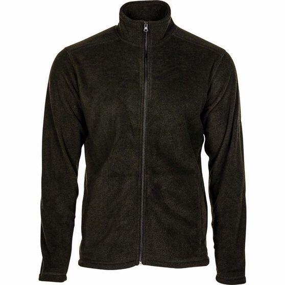 OUTRAK Men's Basic Fleece Jacket, , bcf_hi-res