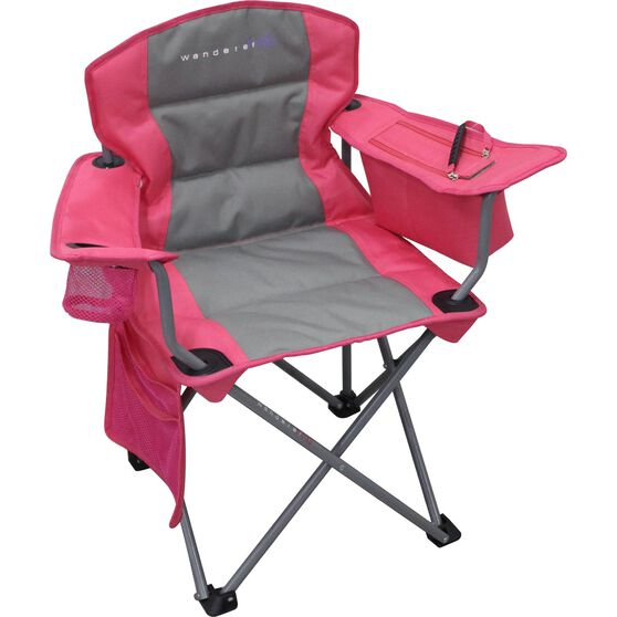 Wanderer Kids' Cooler Arm Chair Pink, Pink, bcf_hi-res