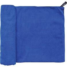 Outrak Microfibre Towel - Extra Large Navy, Navy, bcf_hi-res