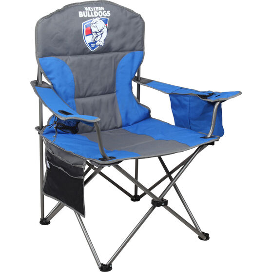 AFL Western Bulldogs Cooler Arm Chair, , bcf_hi-res