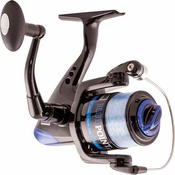 Rogue Blue Point Spin Combo 12ft 2 piece, , bcf_hi-res