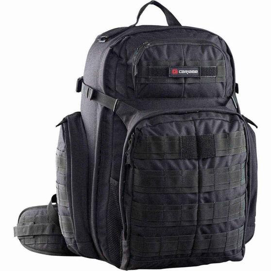 Caribee OPS Daypack 50L Black 50L, Black, bcf_hi-res