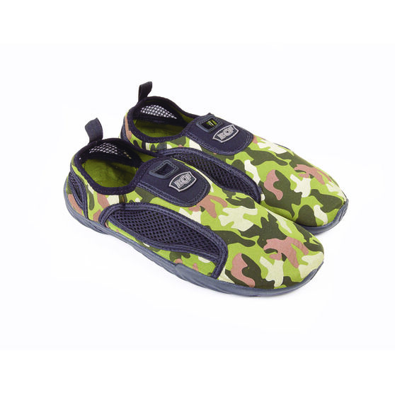 BCF Unisex Water Aqua Shoes Camo 1, Camo, bcf_hi-res