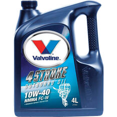 Valvoline Outboard Oil 4 Stroke 4L, , bcf_hi-res