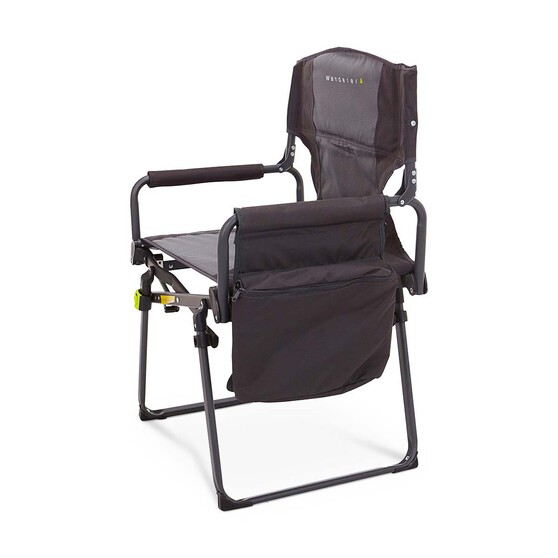 Wanderer Compact Directors Camp Chair, , bcf_hi-res