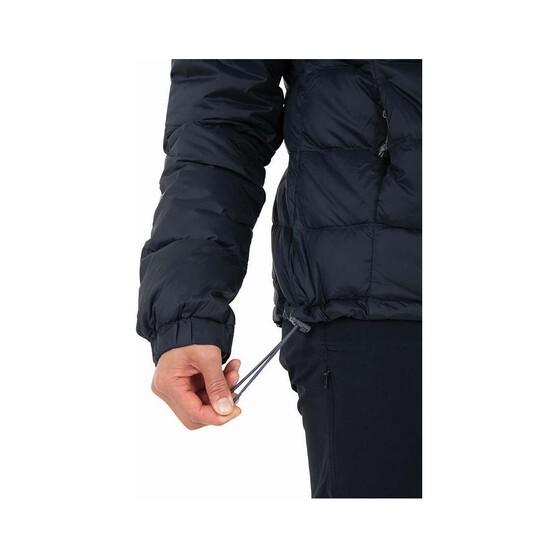 Macpac Women's Halo Down Jacket, Black, bcf_hi-res