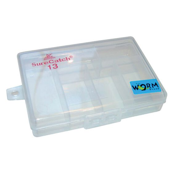 Surecatch Compartment Tackle Tray Small, , bcf_hi-res