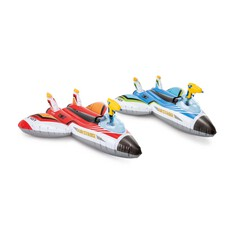 Intex Inflatable Ride On Water Gun Plane, , bcf_hi-res