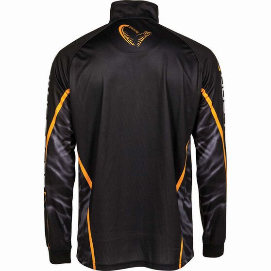 Savage Men's Corporate Sublimated Polo Black 3XL, Black, bcf_hi-res