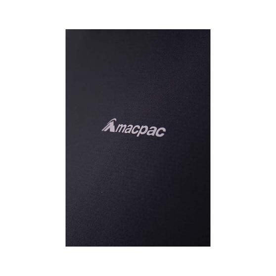 Macpac Men's Eyre Tee, Black, bcf_hi-res