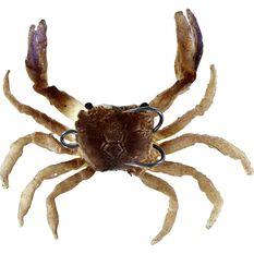 Crusty Crab Soft Plastic Lure 50mm Tan, Tan, bcf_hi-res