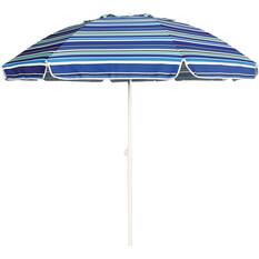 Wanderer 2.0m Summer Stripe Umbrella, , bcf_hi-res