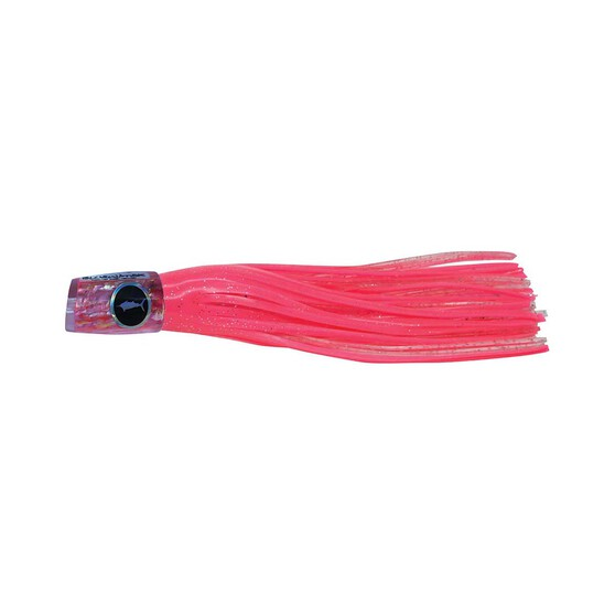 Classic Bluewater Plunger Skirted Lure 8in Pink, Pink, bcf_hi-res