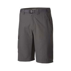 Columbia Men's Cascade Explore Shorts Grill 32, Grill, bcf_hi-res