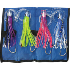 Pryml Predator Loose Cannon Skirted Lures Set 6in, , bcf_hi-res