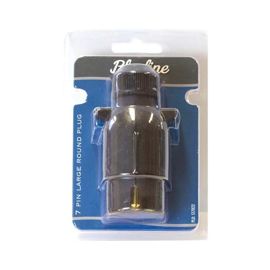 Blueline 7 Pin Trailer Plug Flat BLPL2, , bcf_hi-res