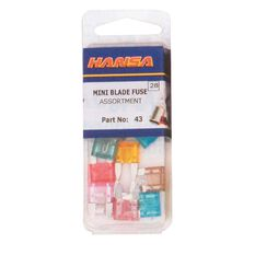 Assorted Mini Blade Fuse Pack, , bcf_hi-res