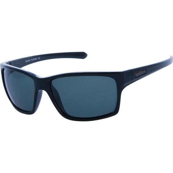 Spotters Grit Polarised Sunglasses Stone Grey Lens, , bcf_hi-res