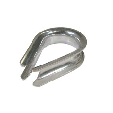 Blueline Stainless Steel Thimble, , bcf_hi-res