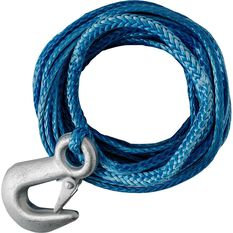 Atlantic Snap Hook Rope 7.5m x 6mm, , bcf_hi-res