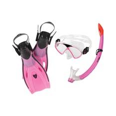 Tahwalhi Junior Dive Set Pink S / M, Pink, bcf_hi-res