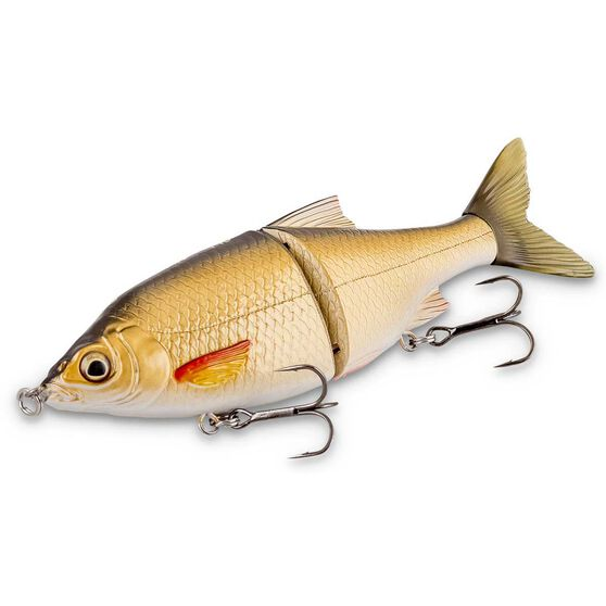 Savage 3D Roach Shine Glider Slow Sinking Swim Bait Lure 18cm, , bcf_hi-res