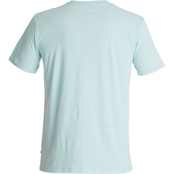 Quiksilver Men's Onstand Tee Crystal Blue XL, Crystal Blue, bcf_hi-res