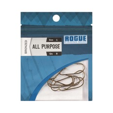 Rogue All Purpose Pre-Packed Hooks, , bcf_hi-res