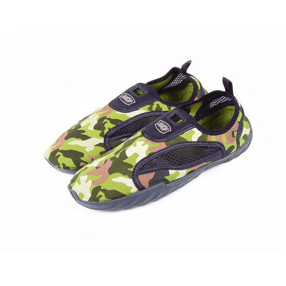BCF Unisex Water Aqua Shoes Camo 1, Camo, bcf_hi-res