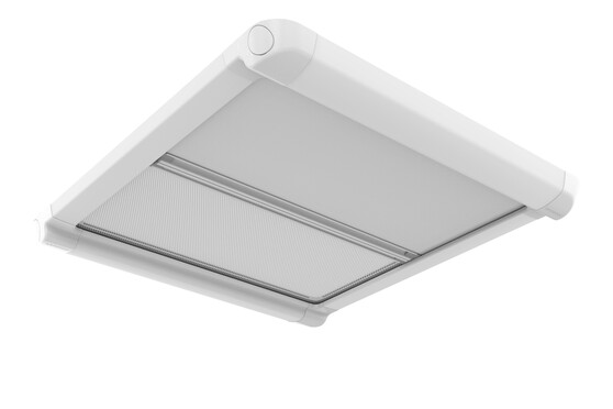 Lewmar Eclipse Size 10 Hatch Roller Shade With Screen, , bcf_hi-res