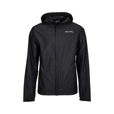 Savage Men's Rain Jacket Black S, Black, bcf_hi-res