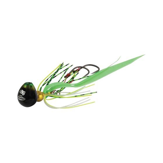 Berkley Kachi Kachi Jig Lure 40+5 Green Gold 40+5, Green Gold, bcf_hi-res